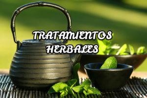 Tratamientos herbales