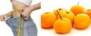 Semilla de tejocote para bajar de peso