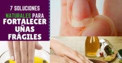 7 remedios caseros para uñas quebradizas y frágiles