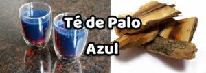 Té de Palo Azul